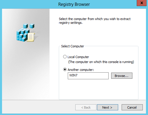 Group Policy Preferences Registry