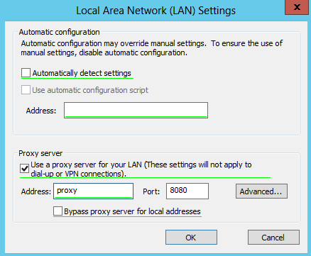 Internet Explorer 10 Group Policy Preferences Proxy Setting F5