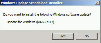 Update kms for server 2012